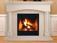 STRATFORD GAS FIREPLACE / INSERTS / SALES AND INSTALLATION