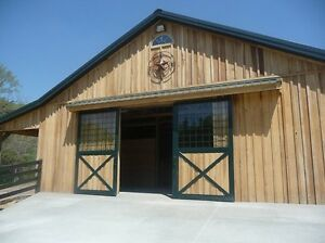* Need a New Horse, Cattle or Pole Barn? *