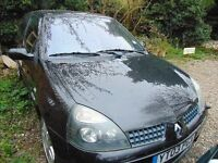 Renault Clio Sport 172, not modified