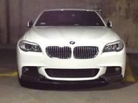 BMW F10 F11 M PERFORMANCE SPLITTER