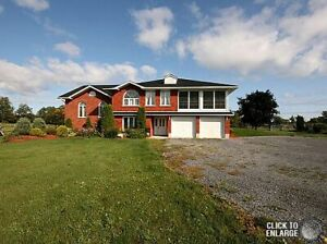 Farm for sale with barn and arena
