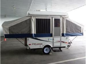 LOOKING FOR POP UP TENT TRAILER 8/10 FOOT MODEL