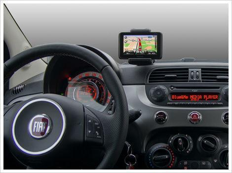 fiat tom tom gps sat nav ebay. Black Bedroom Furniture Sets. Home Design Ideas