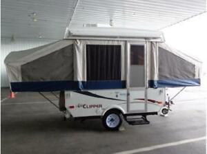 LOOKING FOR POP UP TENT TRAILER