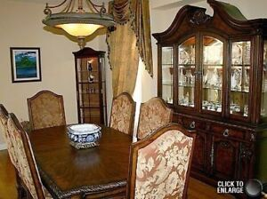 Dining Curtains and Valences