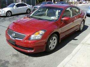 Parting out Nissan 2007 Altima 2.5s