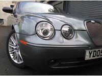 Jaguar S-type 2.7d DIESEL SPORT manual