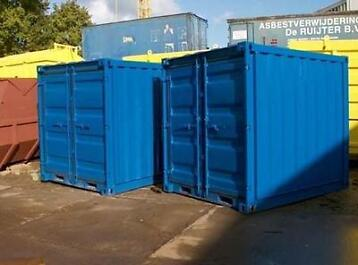 8ft en 10ft magazijncontainer opslagcontainer