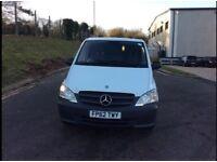 Mercedes Benz Vito top spec for sale