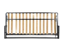 1x Classic Horizontal 90cm x 200cm wall bed, Clearance