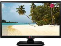 "LG 22MT44D 21.5"" Black Full HD - PC TV LED, Full HD, (HD 1080), 600:1)"