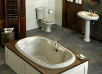 BATHROOM RENOVATIONS- SINK, FAUCETS, TUBS, SHOWERS