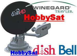 Winegard SK-1000 mobile portable antenna