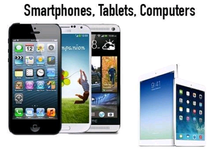 iPad Tabs Phones and Laptop repair on Best Price