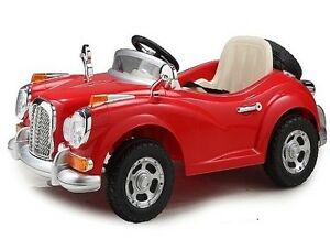 New Electric Child Ride On 12V Toy Car Rubber Tires Remote Music