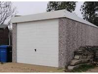 Concrete sectional garage WANTED