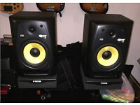 KRK Rokit 8 G2 immaculate condition