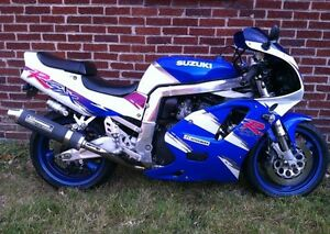 For sale 1993 gsxr 750