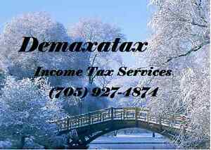 Income Tax Services Peterborough Peterborough Area image 1