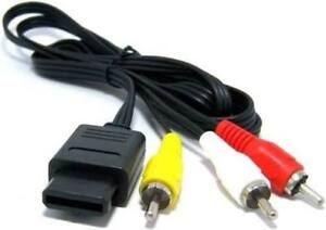 Looking for N64 AV CABLES!!!