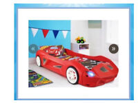 Storm racing car bed toddlers