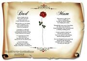 Mum and Dad Gifts