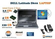 Dell Latitude D620 Laptop Computer