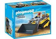 Playmobil Bagger