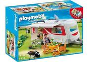 Playmobil Caravan
