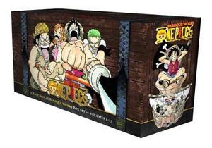 One Piece Manga Set