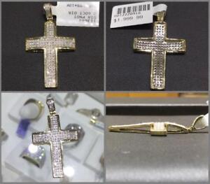 Diamond pendants on special!!