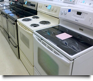 ****Used/Refurbished Appliances**** Stove/Range Clearance Sale