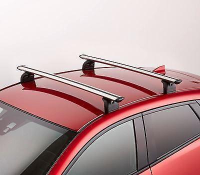 Genuine Mazda CX-3 2018></noscript> Bolt On Roof Carrier / Rack - DD2FV4701