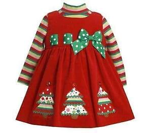 40a6f177b Bonnie Jean Christmas Dress