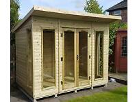 Top quality custom sheds and playhouses