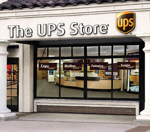 The UPS Store Franchise location