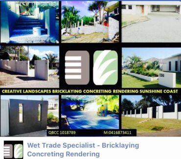 WTS LANDSCAPING SUNSHINE COAST Nambour Maroochydore Area Preview
