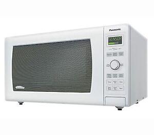 new large Panasonic Genius Inverter microwave oven