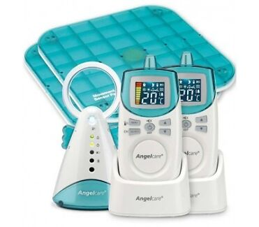 ANGELCARE Movement and Sound Monitor Deluxe Plus ACS402 Balwyn North Boroondara Area Preview