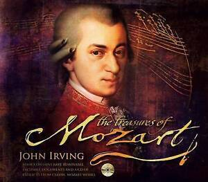 The Treasures of Mozart by John Irving (Mixed media product,)-9780233002729-F059