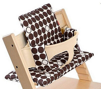 How to Install Tripp Trapp High Chair Cushions – Stokke High Chair Accessories
