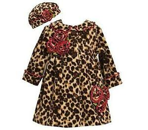 2c415121949 Leopard Print Baby Clothes