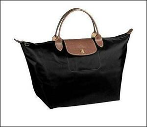 Longchamp Bag Black