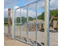 Brand new security gates cost over £750