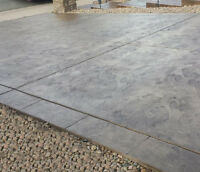 MISSISSAUGA STAMP CONCRETE DRIVEWAYS WALKWAYS MORE RES/COMM