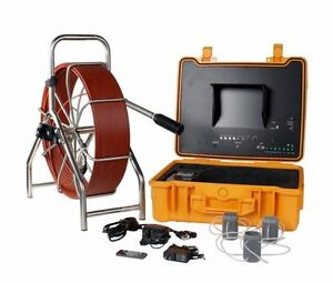 Sewer Pipe Drain Inspection Camera