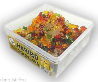 Haribo Gold Bears Soft Chewy Sweets Ebay