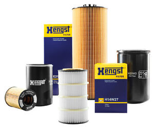 Hengst Filter, quality Air, Oil, Fuel Filter for all German Cars