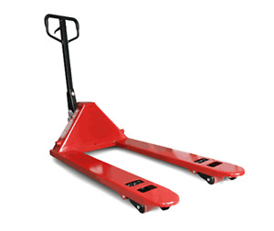 Long Pallet jack, heavy duty, short, standard, narrow, hand truc