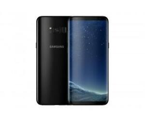 Samsung Galaxy S8 64GB Black UNLOCKED (including Chatter & Freedom) 8/10 Condition $360 FIRM